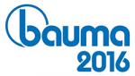 Bauma 2016 - Logo